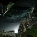 Tres hermanas mueren en accidente