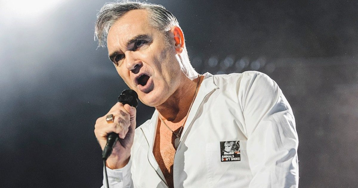 Morrissey defiende a Kevin Spacey