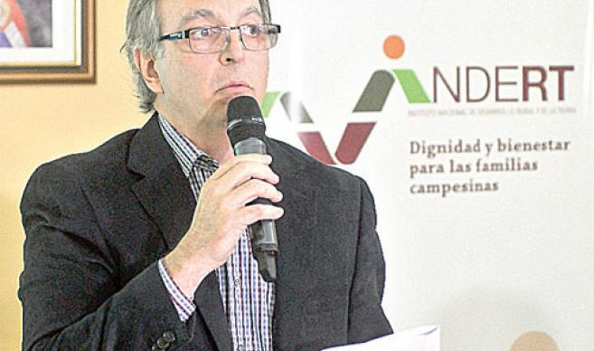Presidente de Indert es beneficiado con medidas alternativas