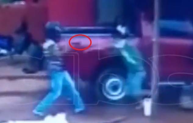 Video capta momento de asesinato de concejal
