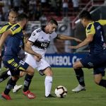 Olimpia cede empate de local
