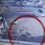 Video retrata accidente fatal en gomería